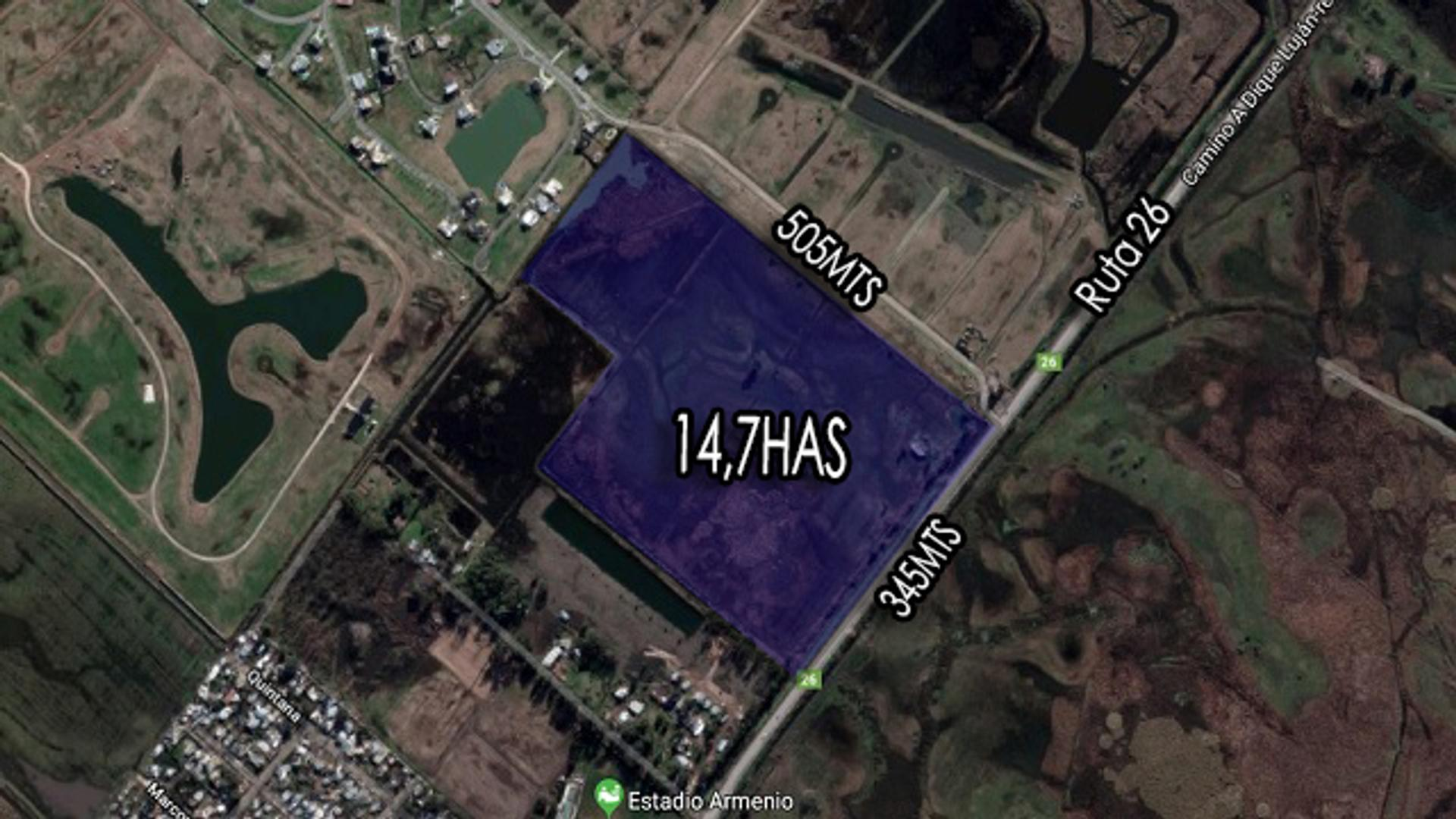 Ruta 26 100 - Consulte precio - Campo en Venta