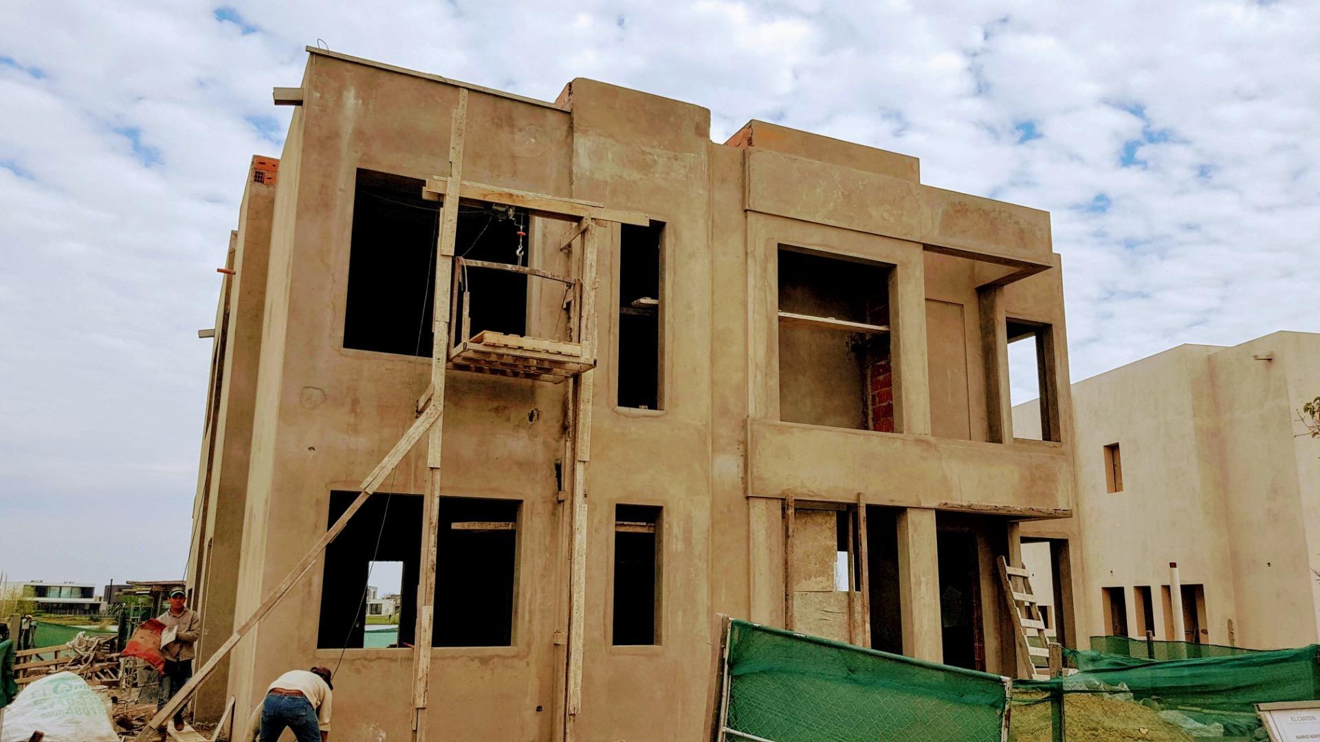 Barrio Norte, El Cantón Lote / N° 0 - U$D 460.000 - Casa en Venta