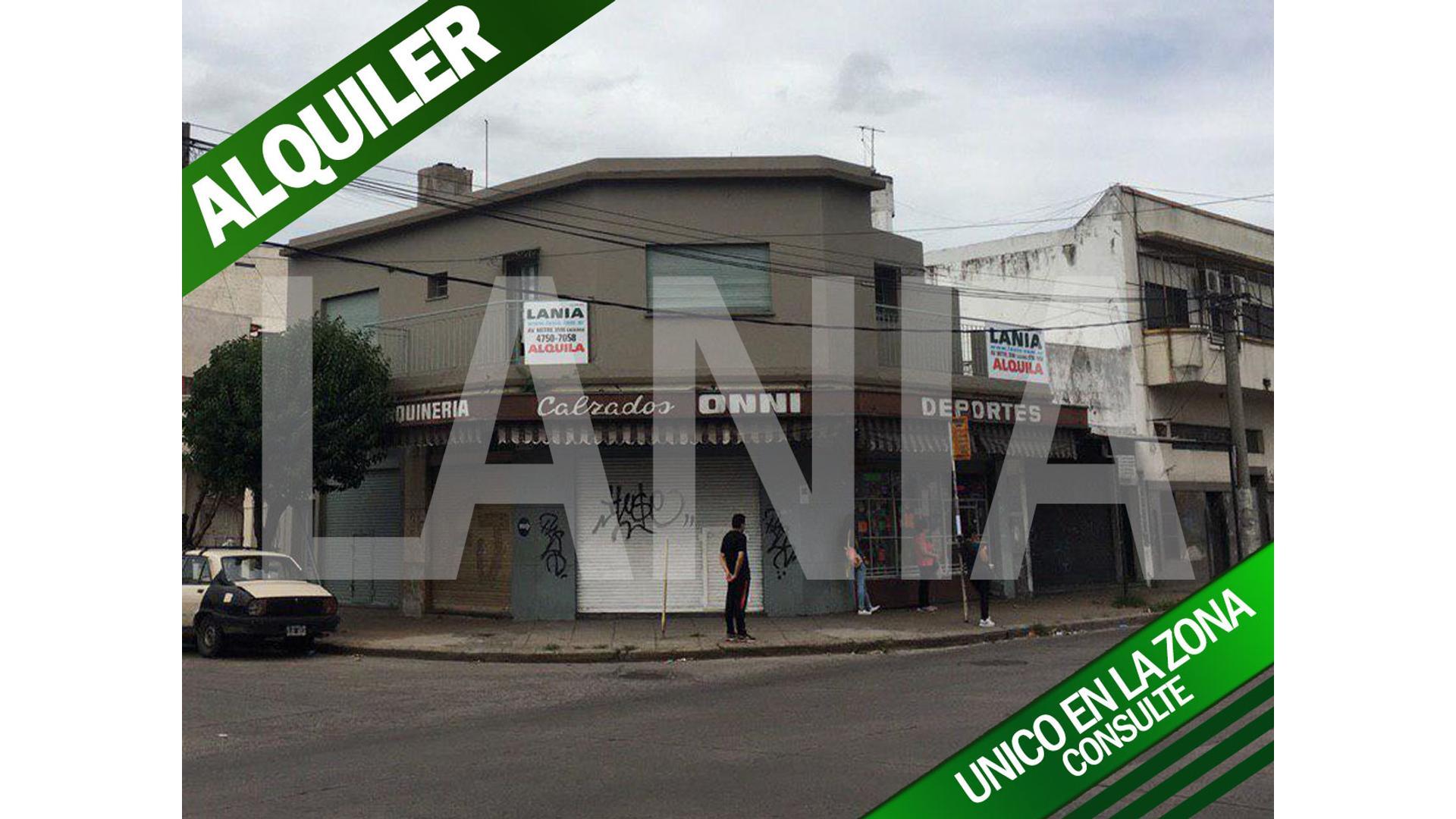 Alvear 3100 - $ 10.000 - Local Alquiler