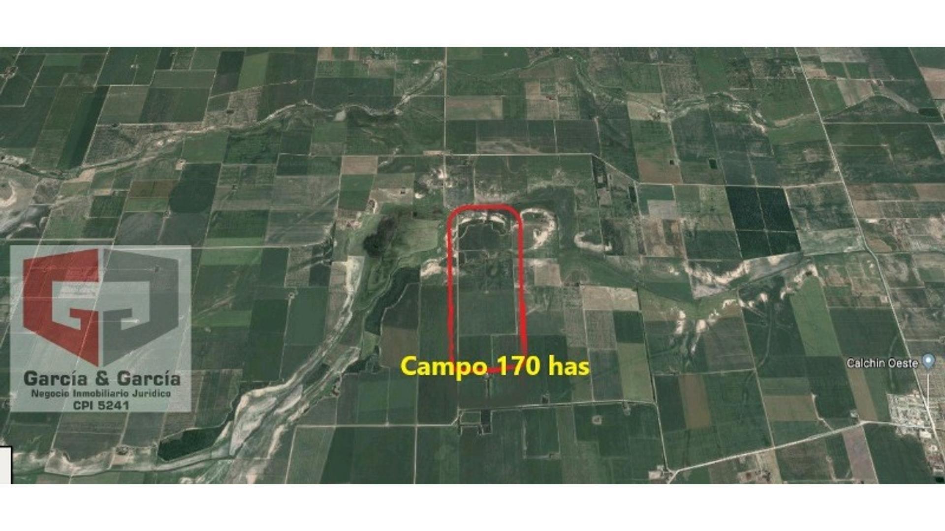 Publica 100 - U$D 1.300.000 - Campo en Venta