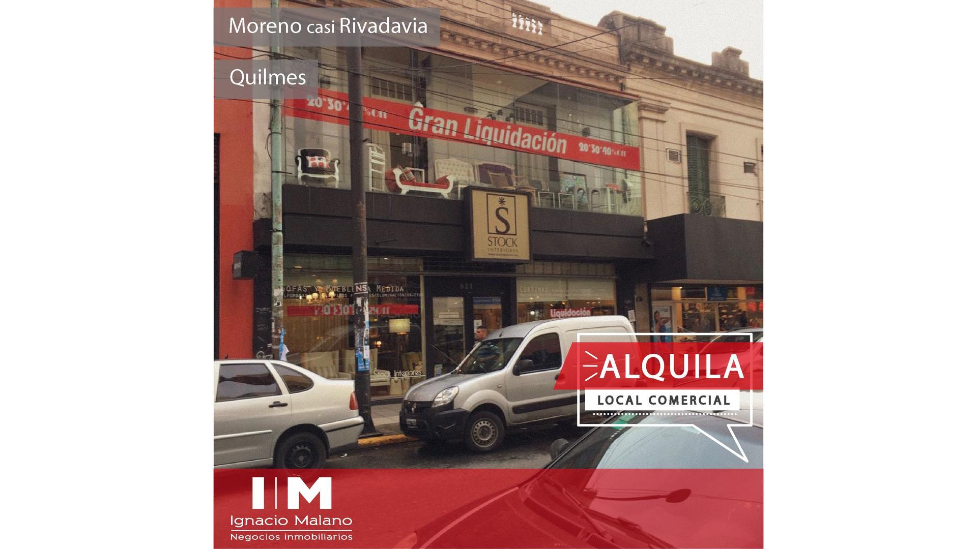 Moreno 600 - $ 150.000 - Local Alquiler