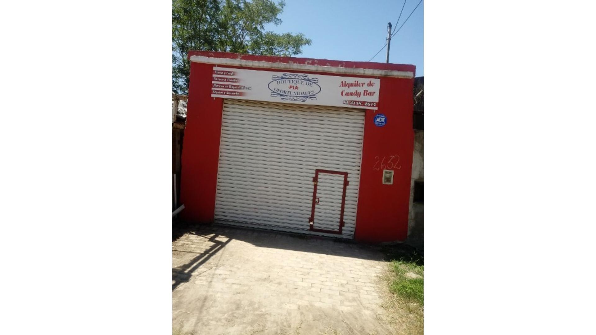 Av Juan Domingo Peron 2600 - $ 15.000 - Local Alquiler