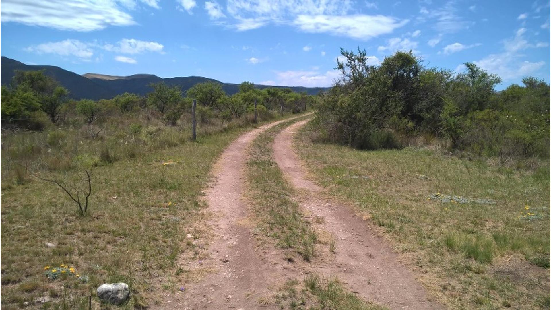 Ruta Nac. 38 100 - Consulte precio - Campo en Venta