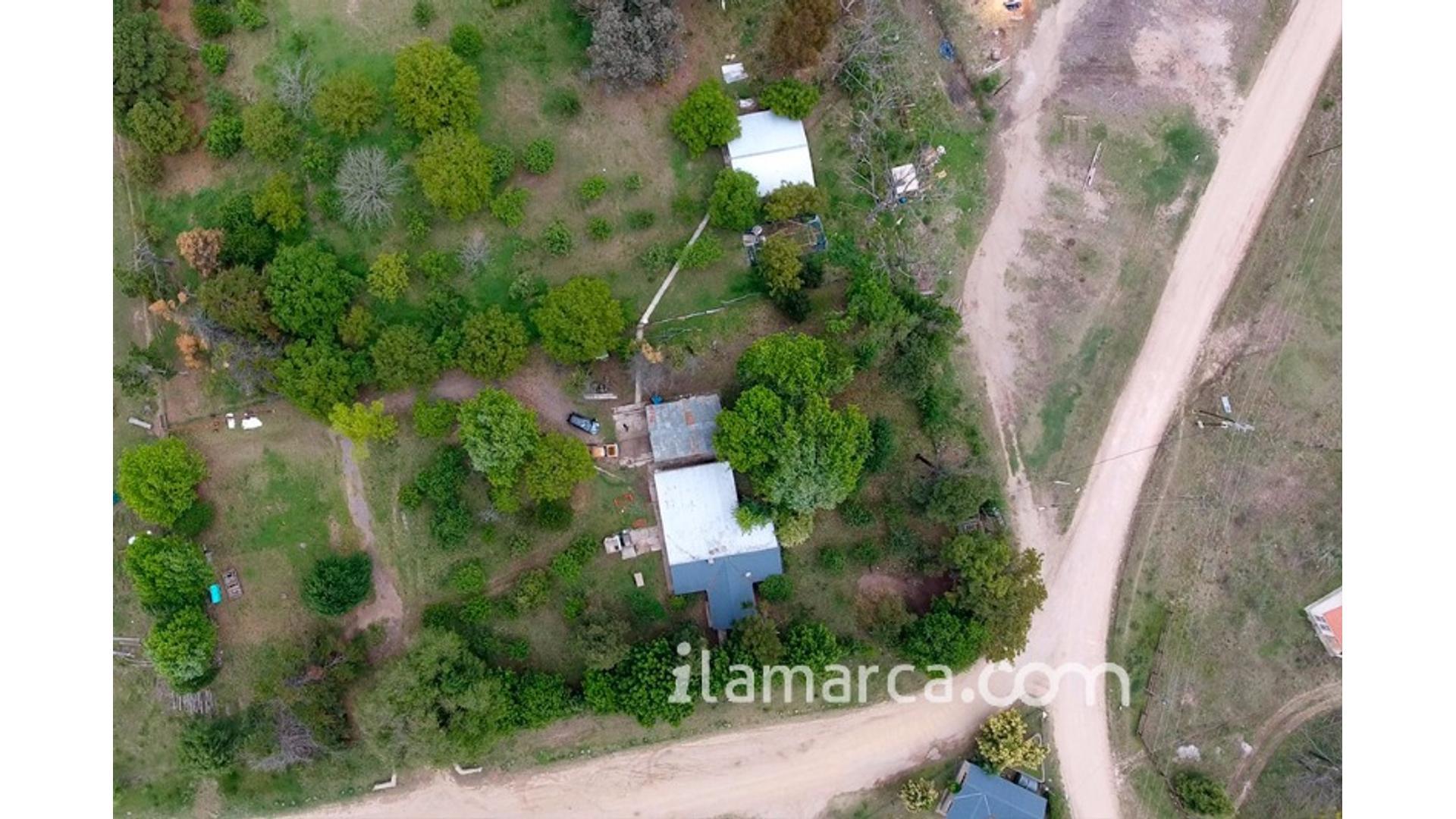 Yacanto 256 Has. 250 Mts. Sobre Ruta Provincial 22 100 - U$D 1 - Terreno en Venta