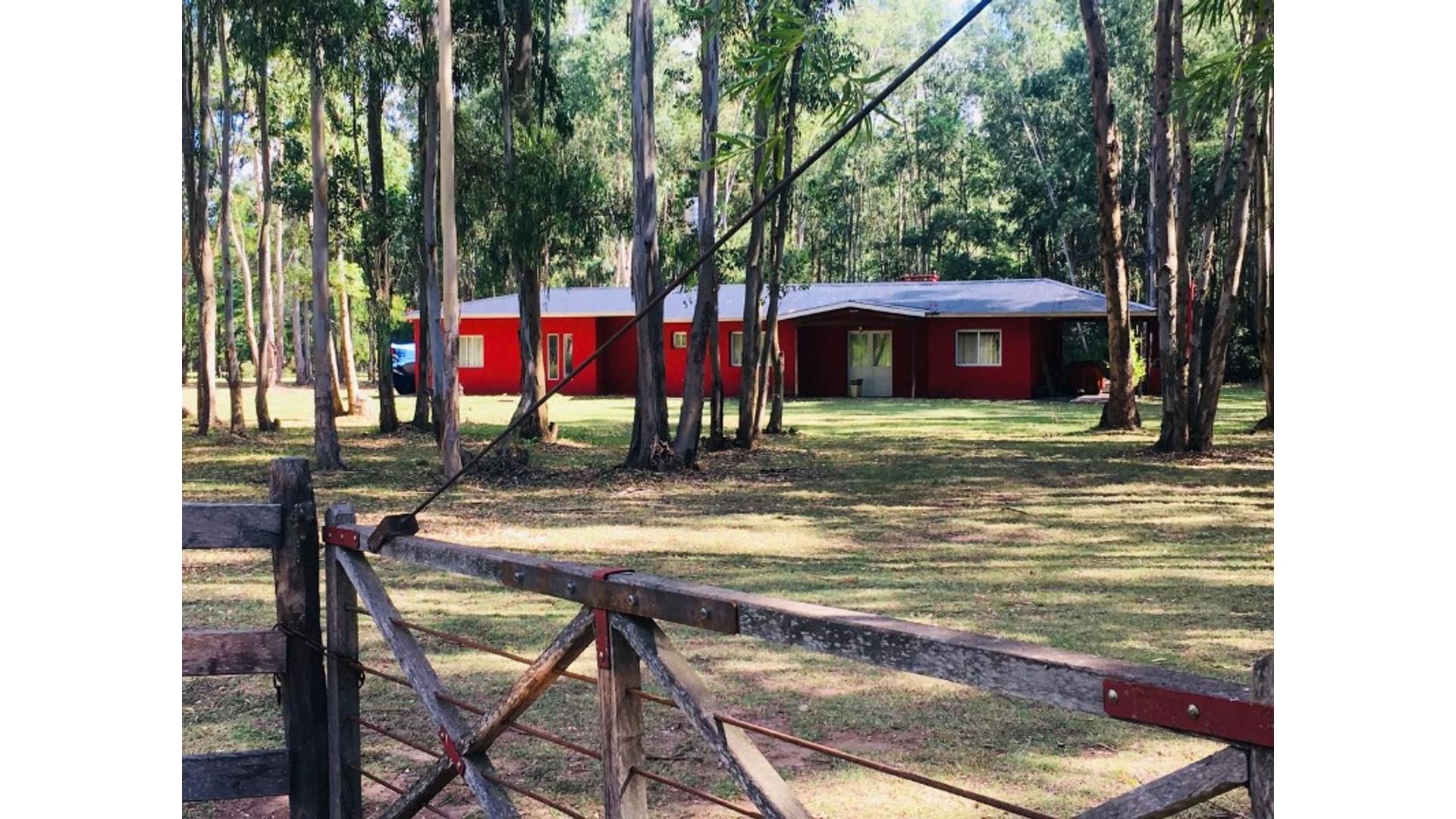 El Aduar Lote / N° 100 - U$D 235.000 - Campo en Venta