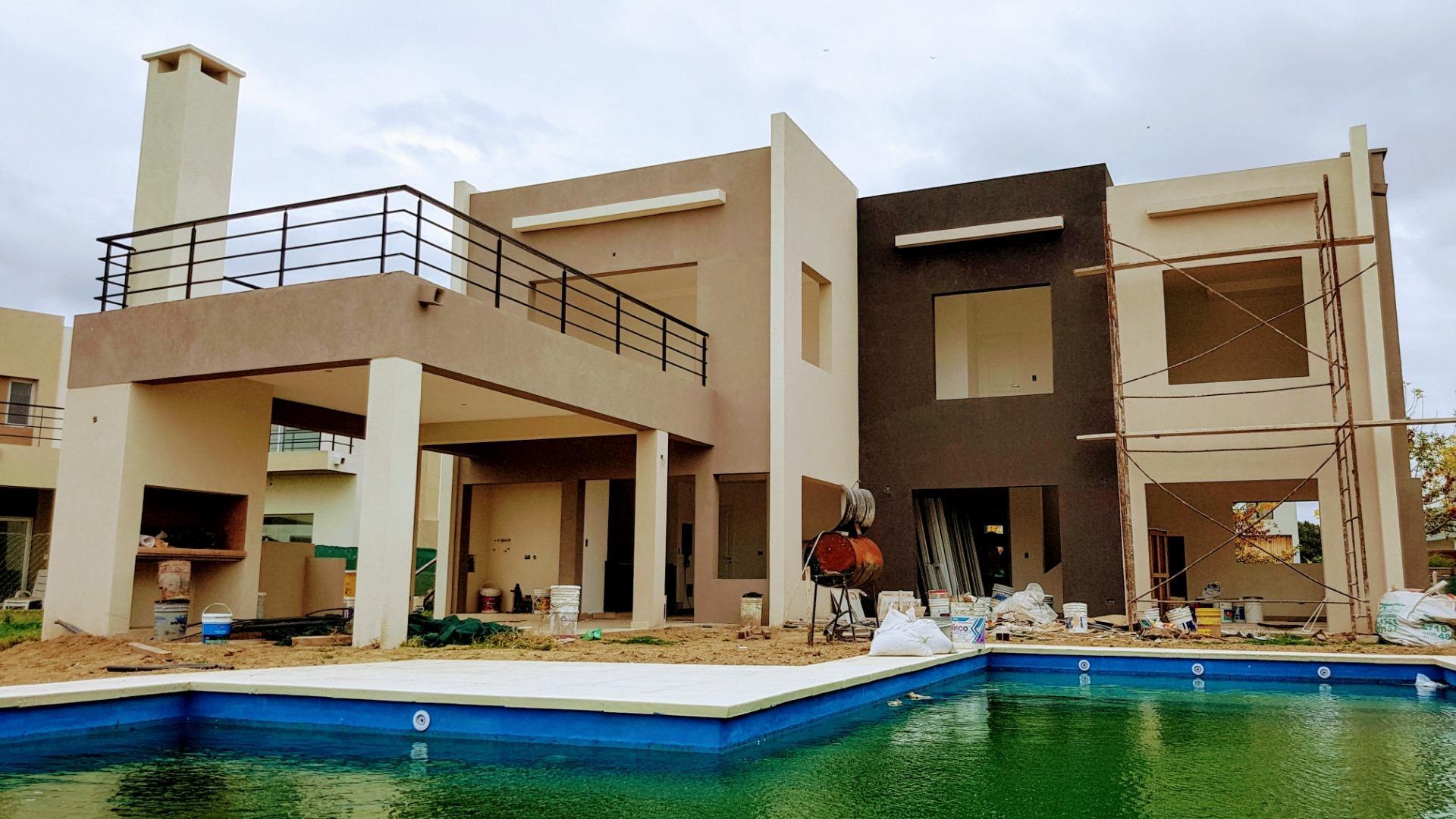 Barrio Islas, El Canton Lote / N° 0 - U$D 350.000 - Casa en Venta