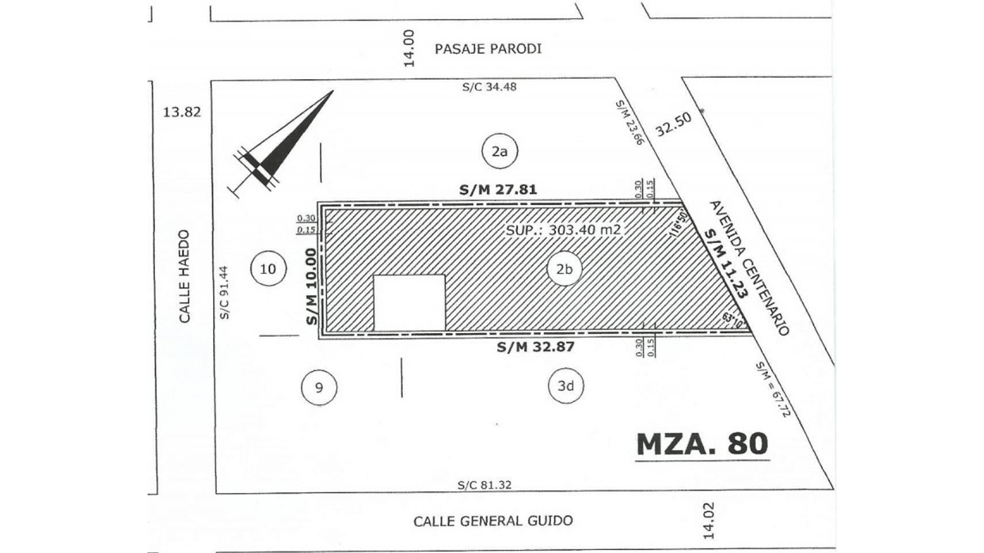 Av Centenario 2300 - U$D 210.000 - Local en Venta