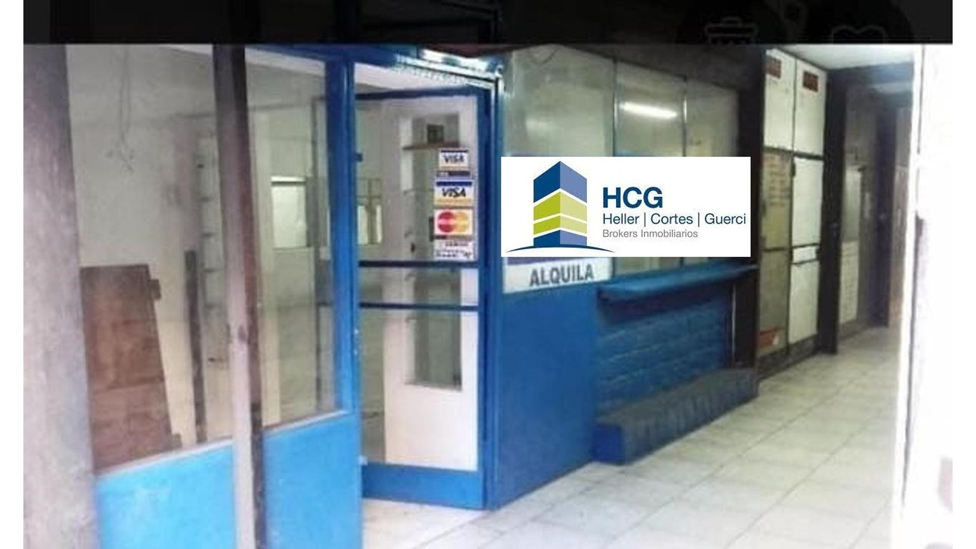 Alquiler LOCAL COMERCIAL ZONA CENTRO. SOBRE VIA PÚBLICA!