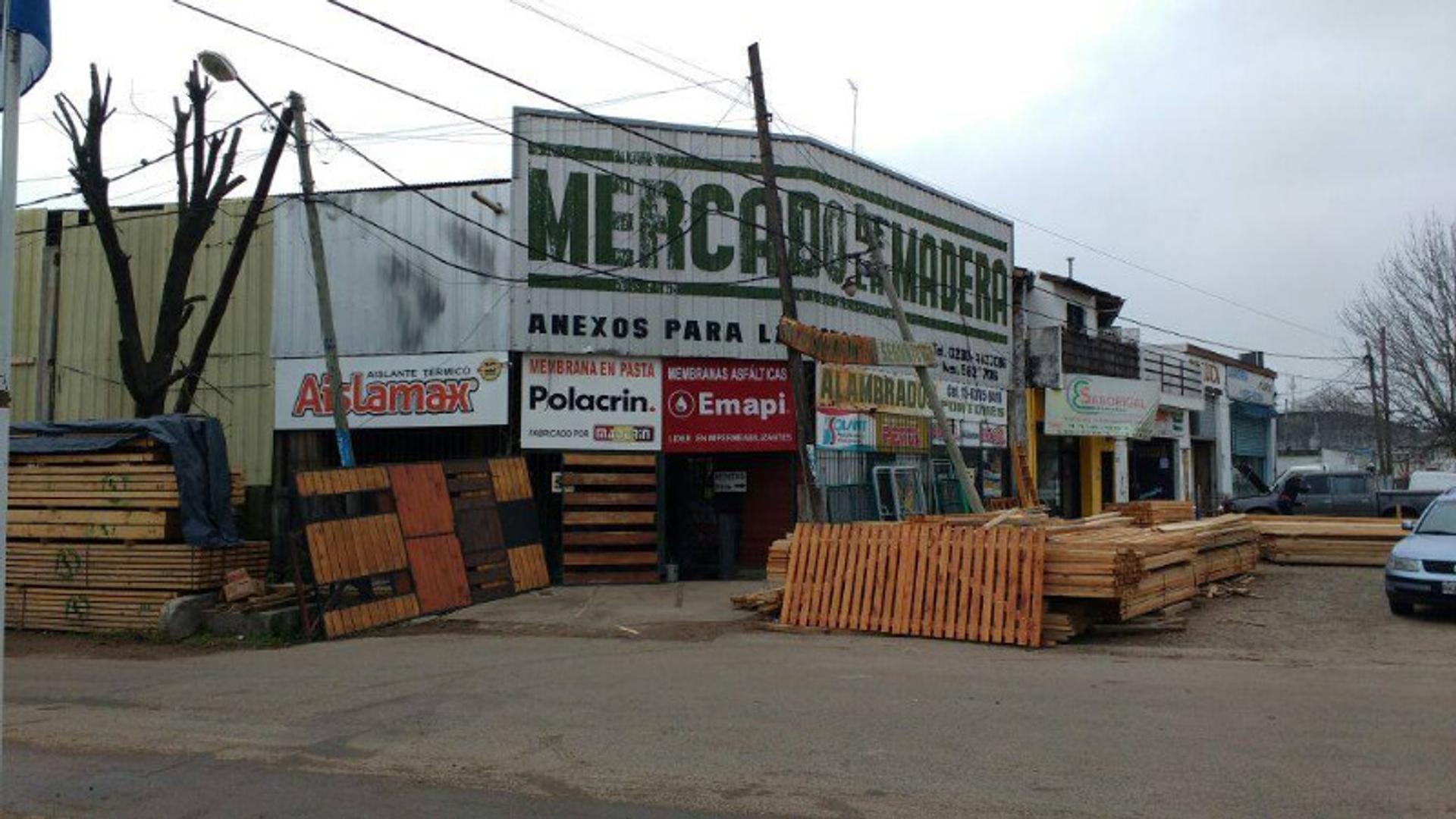 Ruta 8 Pilar Centro 100 - U$D 140.000 - Fondo de Comercio en Venta
