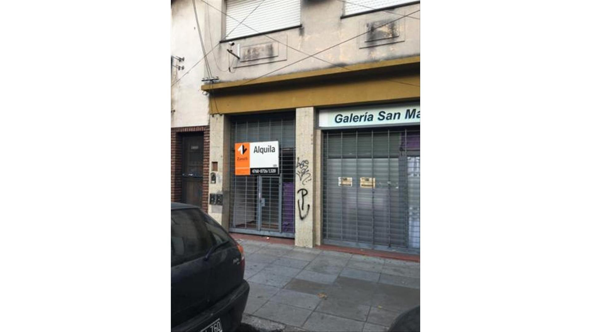 Av Gral San Martin 3800 - $ 6.800 - Local Alquiler
