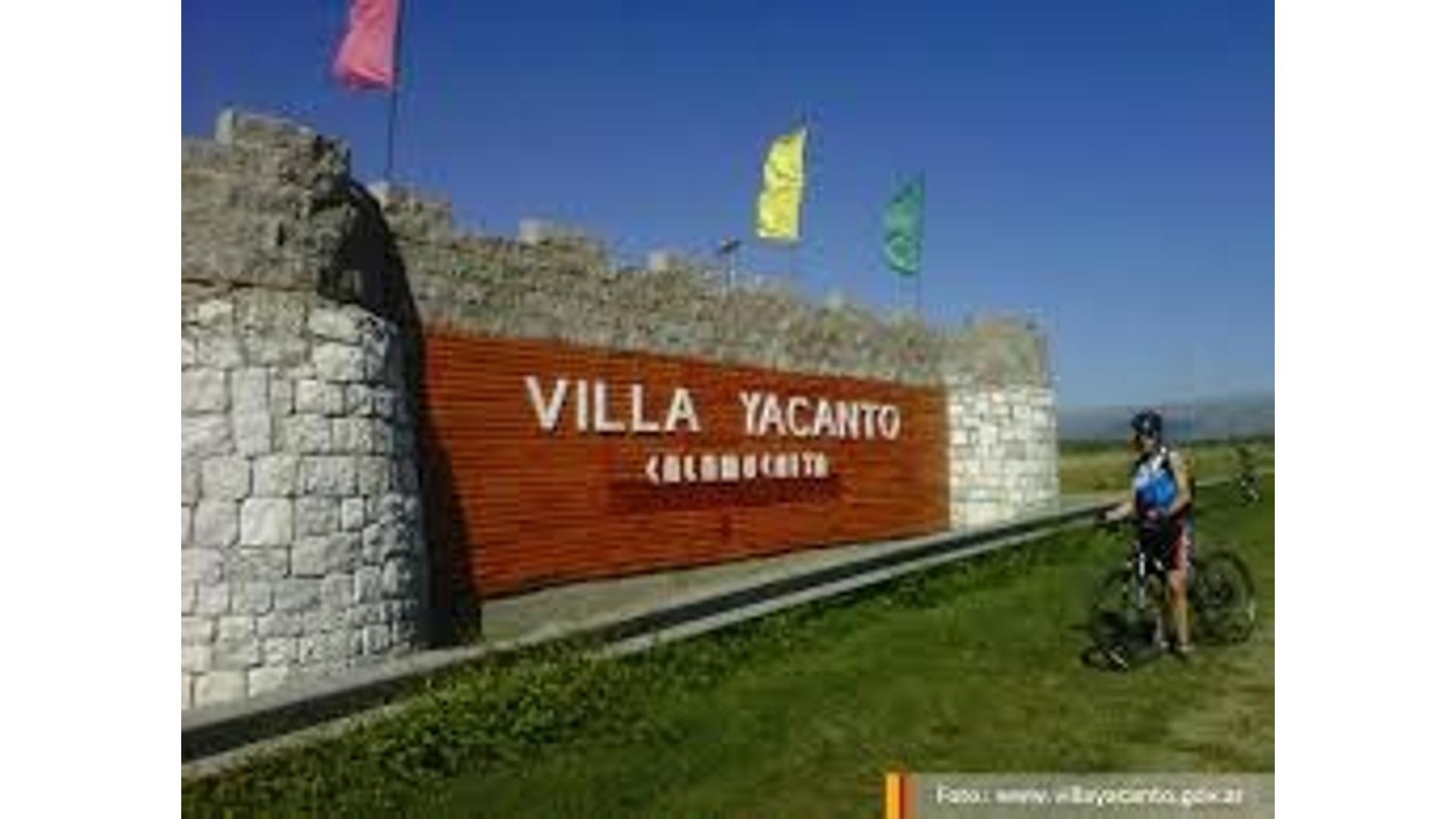 Villa Yacanto, Cordoba 100 - U$D 29.000 - Terreno en Venta