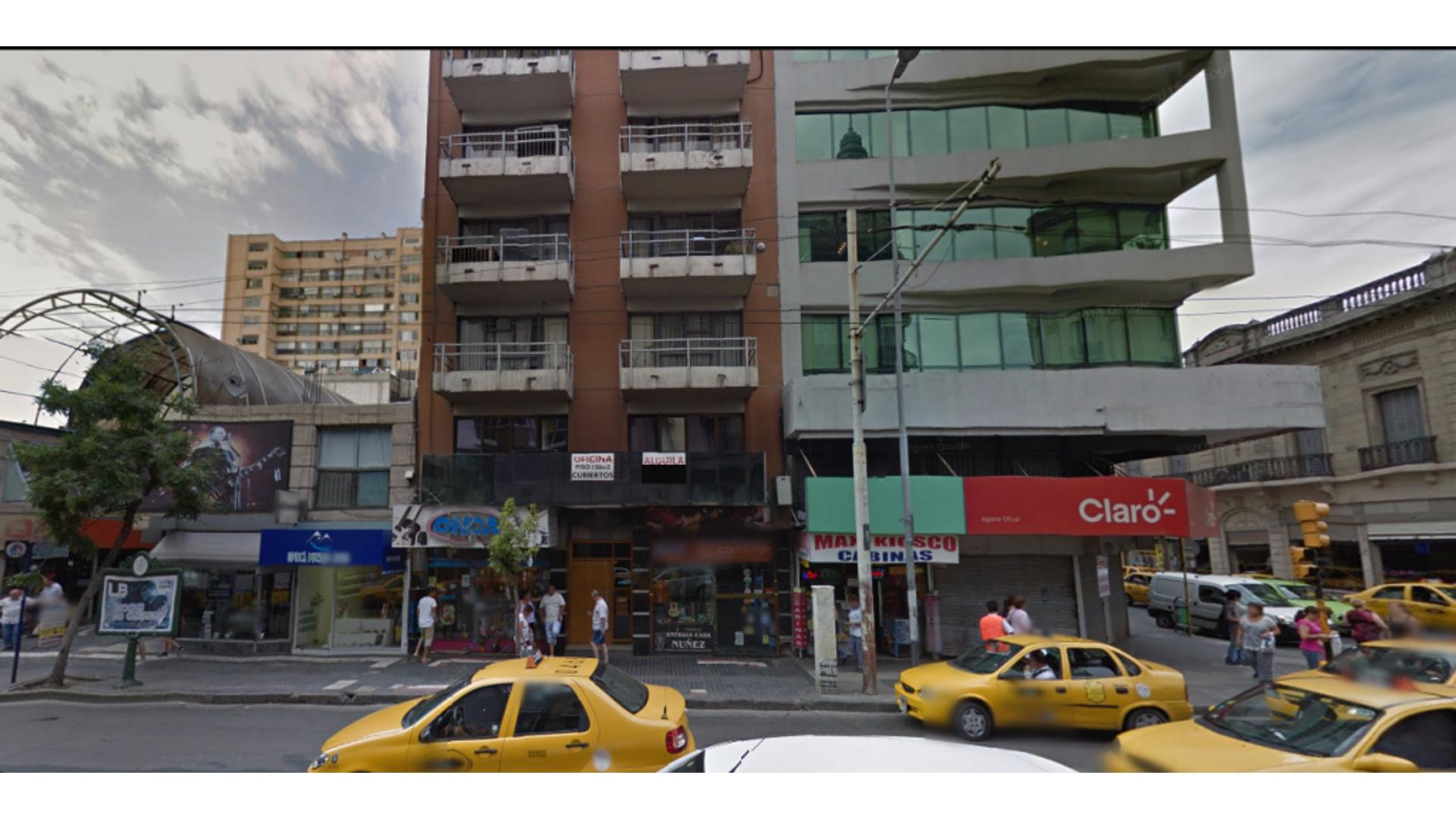 Centro, Av Emilio Olmos 100 1° - $ 14.000 - Oficina Alquiler