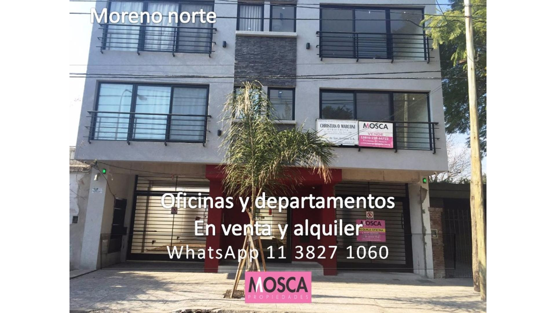 Int. Alvarez 500 contrafrente - U$D 65.000 - Oficina en Venta