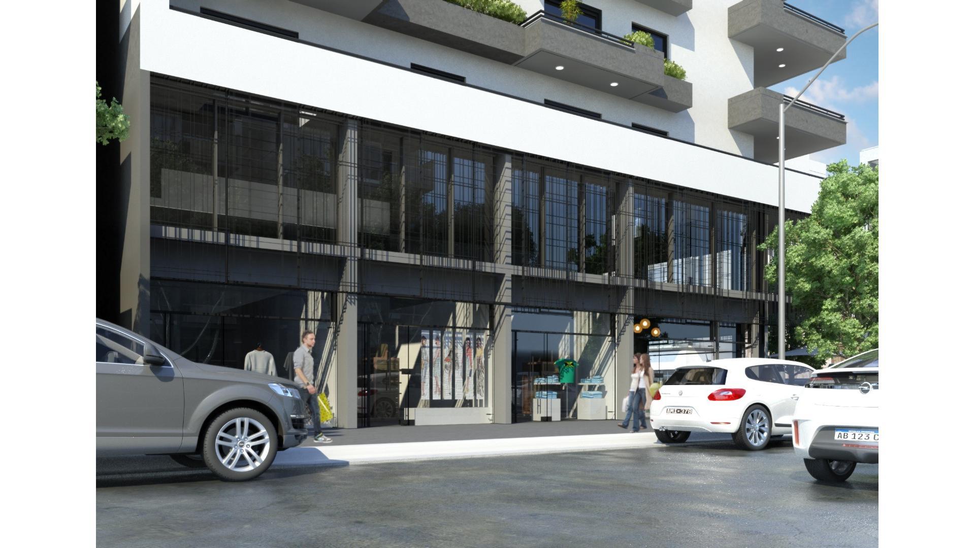 Tucumán 2200 1º - U$D 60.500 - Oficina en Venta