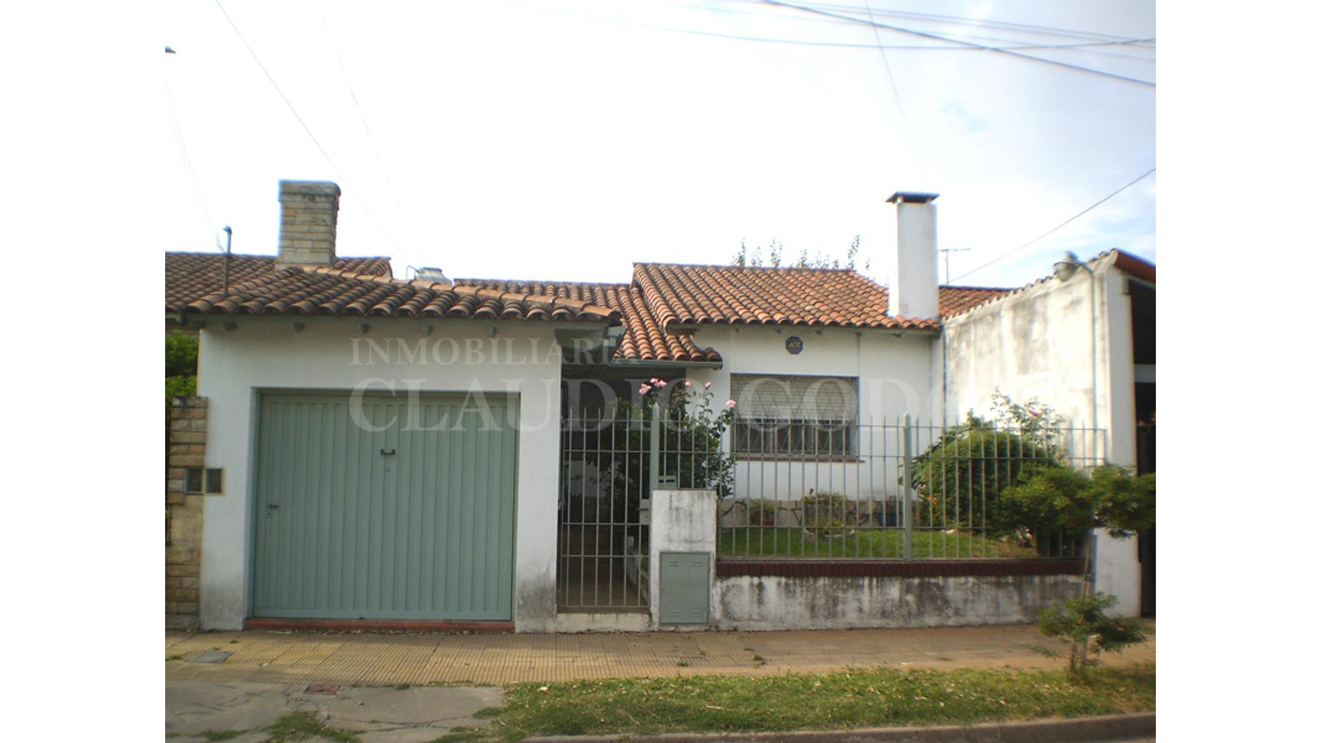 Cacique Calfucura 900 - U$D 160.000 - Casa en Venta