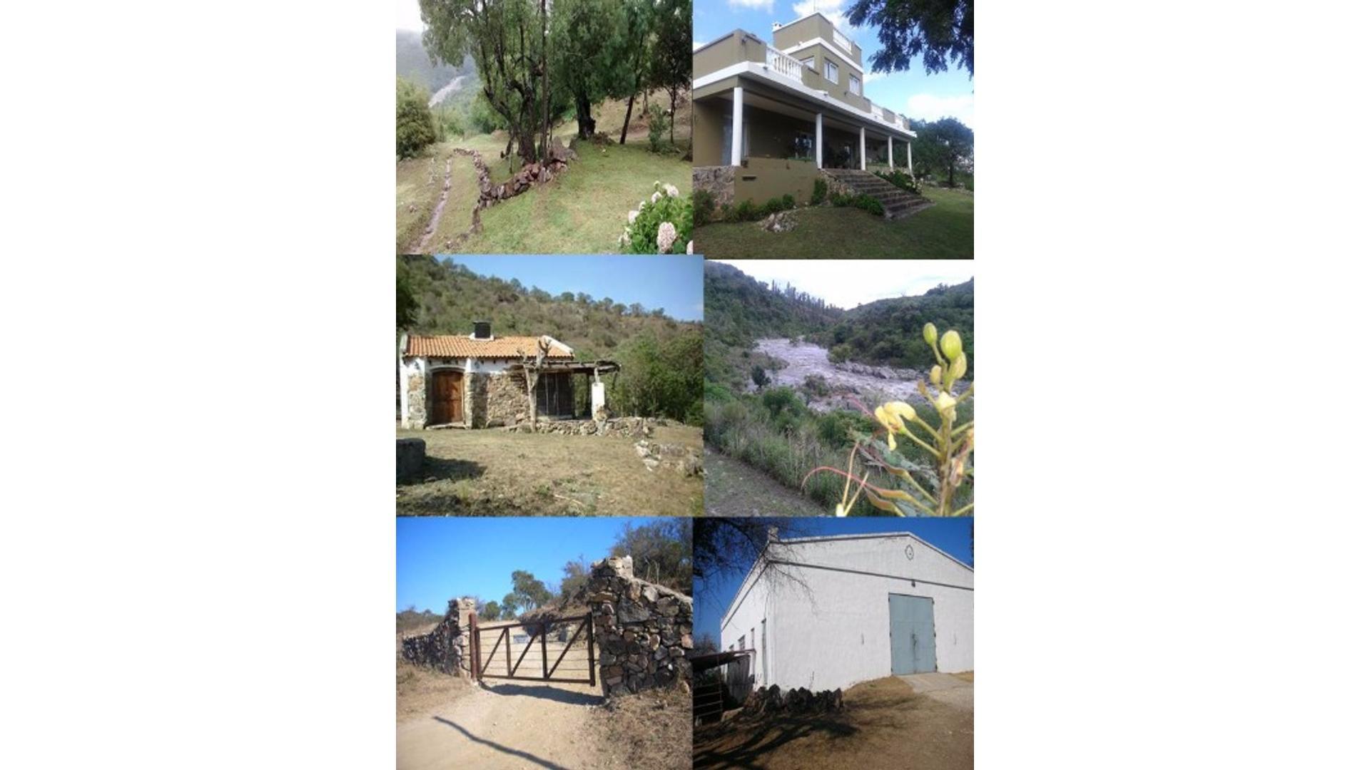 Camino De Los Pioneros 100 - Consulte precio - Quinta en Venta