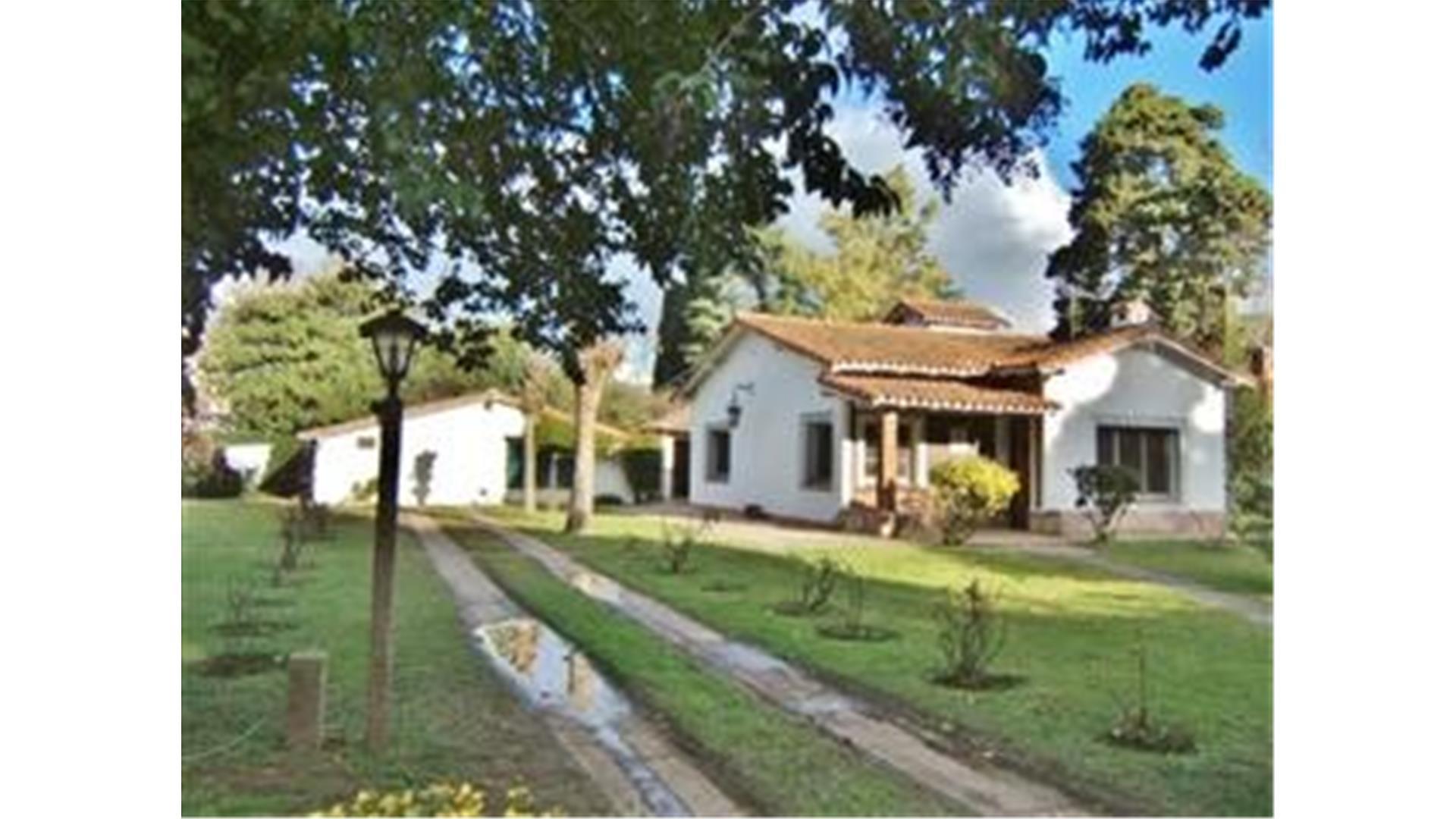 Los Caldenes 300 - U$D 190.000 - Quinta en Venta