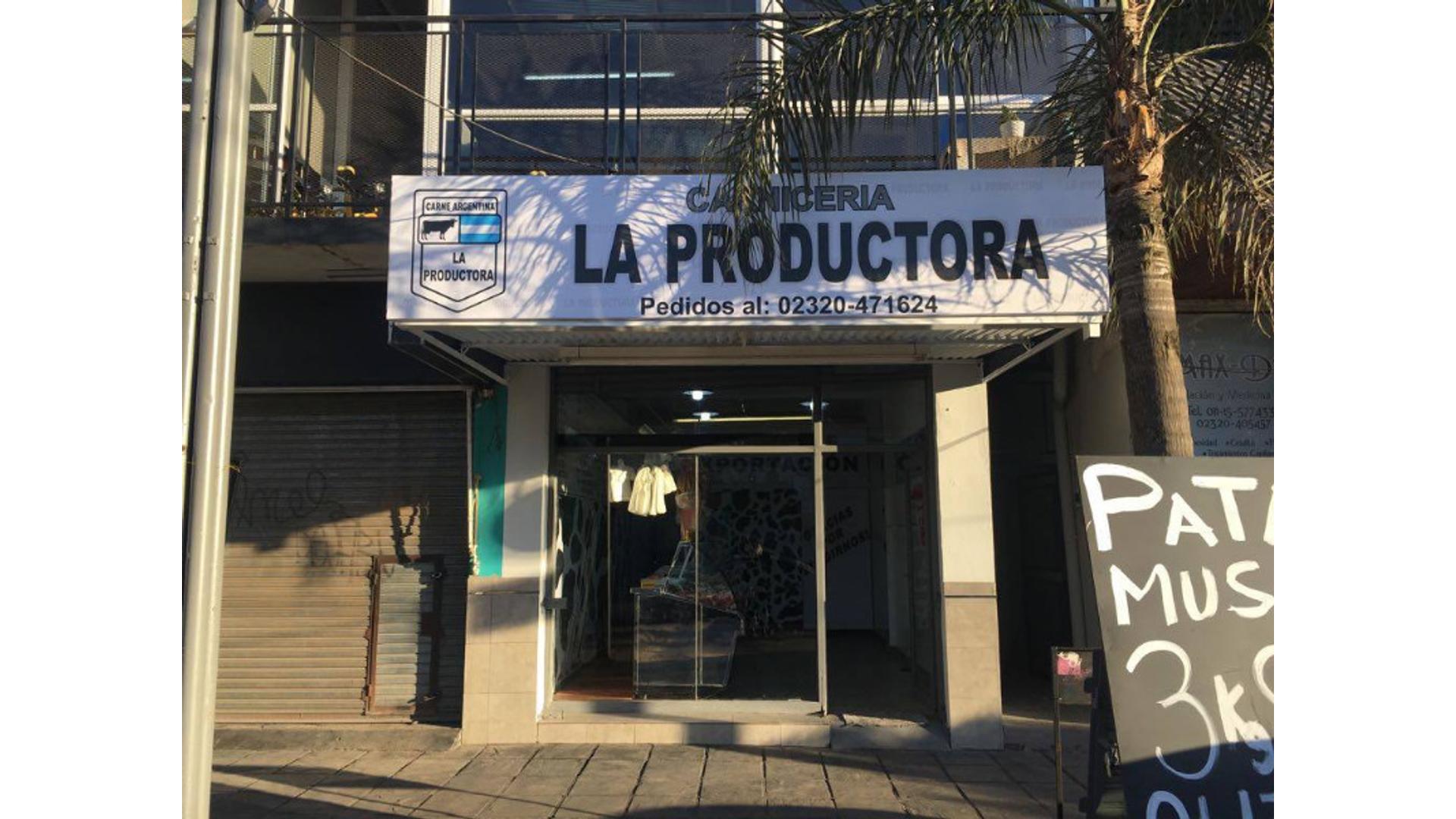 Av Madero 1200 - U$D 20.000 - Fondo de Comercio en Venta