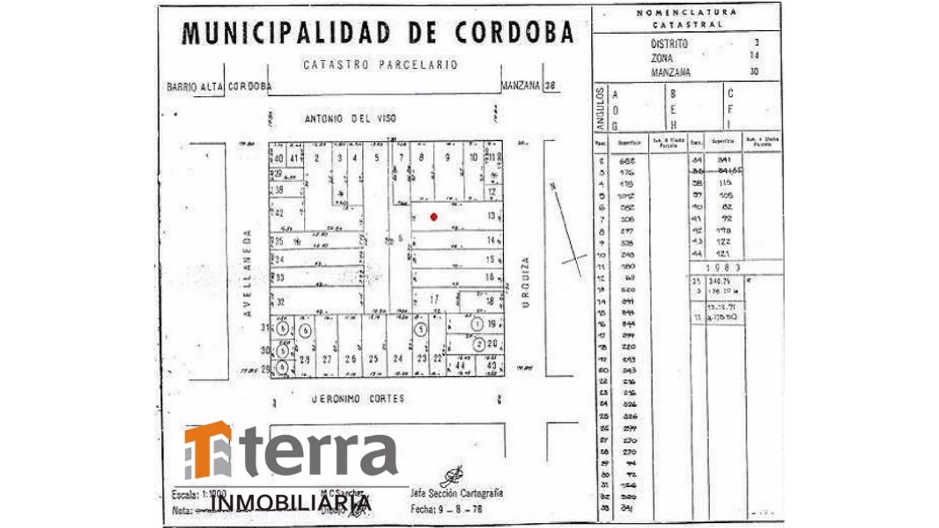 Urquiza 1800 - U$D 300.000 - Terreno en Venta