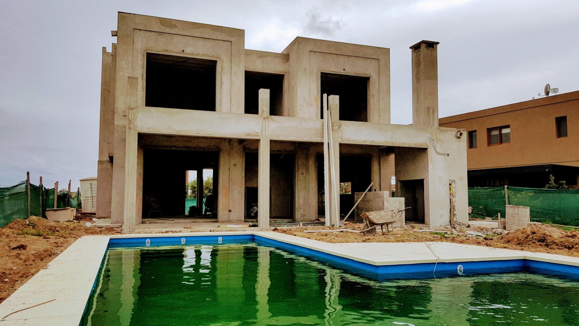 Barrio Norte, El Cantón Lote / N° 0 - U$D 420.000 - Casa en Venta