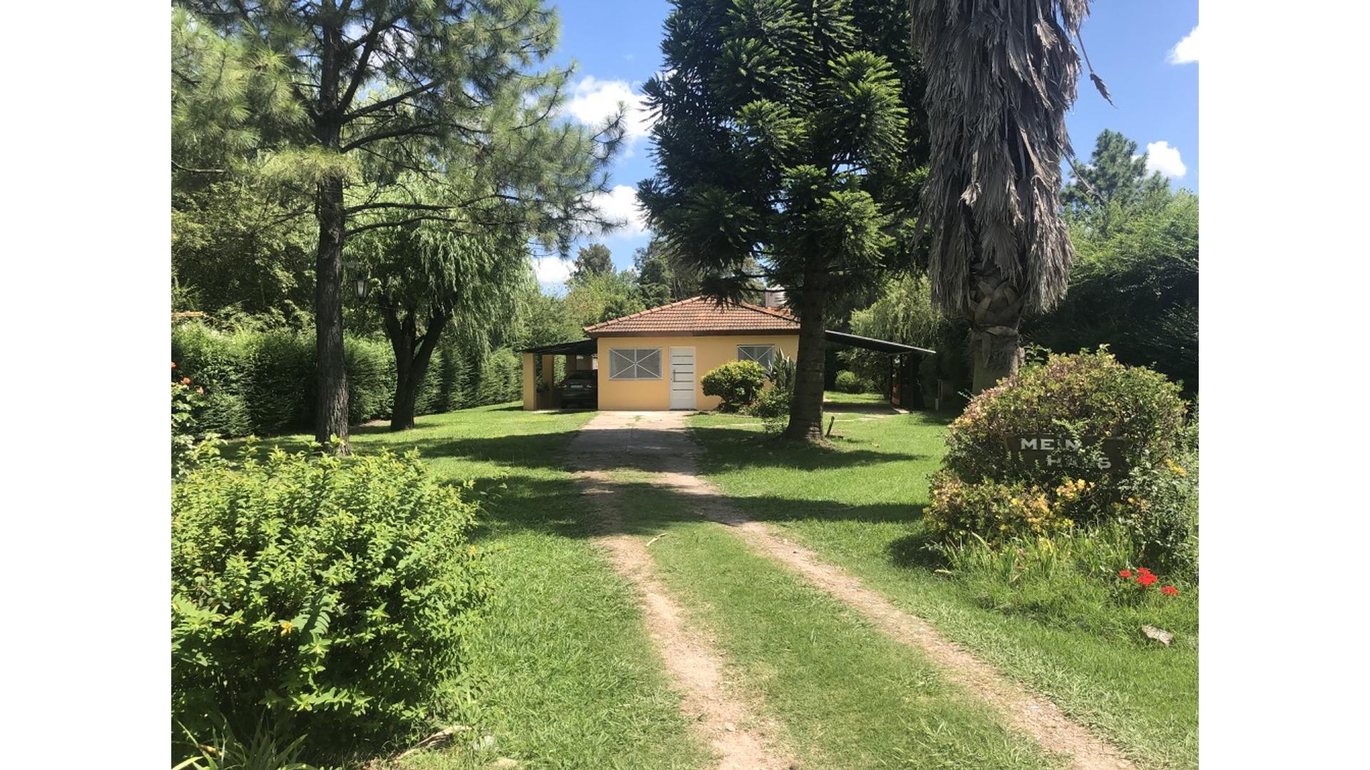Parque Exaltación 100 - U$D 108.000 - Quinta en Venta