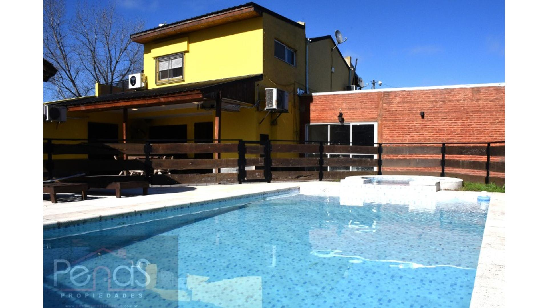 Viedma 200 - $ 3.900 - Quinta Alquiler temporario